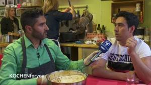 برنامه آشپزی: آلبالو پلو با کوفته ریزه