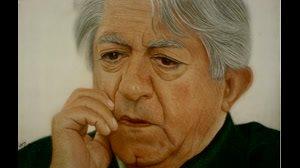 آواز خوانی علی نصیریان برای عزت الله انتظامی