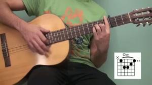 آموزش گیتار با ترانه جاده یکطرفه