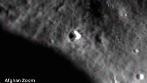 عجیب ترین عکسها از کره ماه