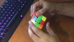 آموزش حل مکعب روبیک 2