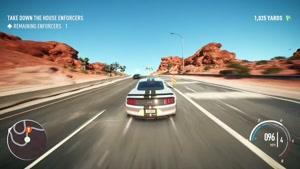 تریلر گیم پلی بازی Need for Speed Payback