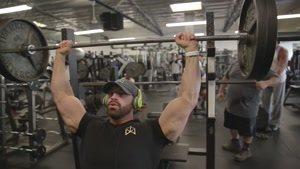 اموزش بدنسازی ساختن عضلات محکم