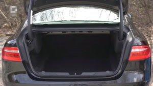 معرفی خودرو jaguar xe