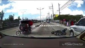 حوادث وحشت ناک درهنگام موتور سواری قسمت ۳