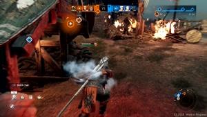 گیم پلی بازی جدید FOR HONOR MARCHING FIRE