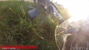 حوادث وحشت ناک درهنگام موتور سواری