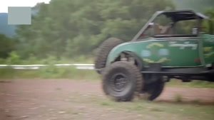 دریفت ماشین مانستر monster car drift