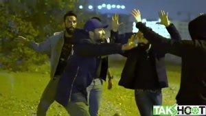 کلیپ خنده دار محمد امین کریم پور مایکل جکسون