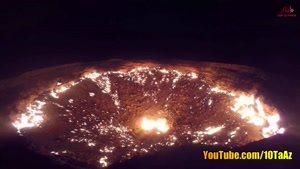 فضا در داخل زمین