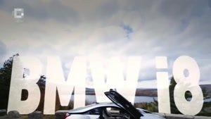 معرفی خودرو Bmw i8