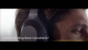 هدفون جدید ۱۰۰۰XM۲ Wireless Noise-Canceling Headphones