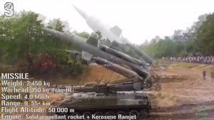 معرفی بهترین موشکی ضد هوایی جهان