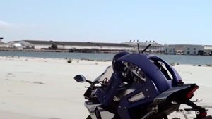 موتور جدید MOTO BOT ROBOT BIKE
