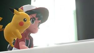 بازی جدید پوکمون Pokémon: Let&#۱۴۶s Go, Pikachu
