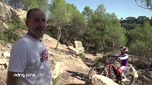 تریل سوار شدن یک پسر ۱۴ ساله فرانسوی