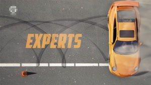 آموزش رانندگی با camaro ss دنده ای