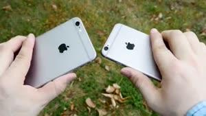 مقایسه اپل ایفون ۶ و ایفون ۵S و ایفون ۶ پلاس