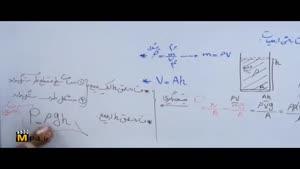 فیزیک سال دوم - مبحث فشار و چگالی - قسمت ۴