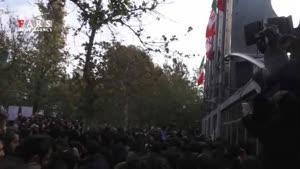 مراسم تشییع پیکر مرحوم مرتضی پاشایی