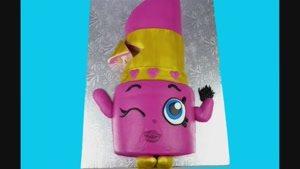 ساخت کیک عروسکی باربی از اول تا آخر