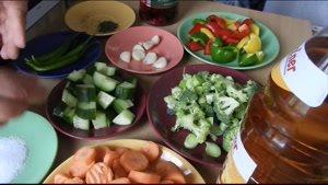 آشپزی افغان - طرز تهیه ترشی افغانی