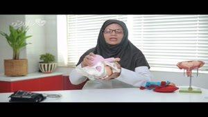 مراحل تولد کودک در زایمان طبیعی