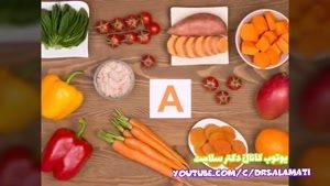 چگونه بدانیم بدن ما دچار کمبود ویتامین می باشد