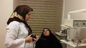 مشاوره جراحی بینی با آندوسکوپی