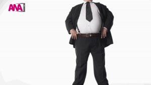 جلوگیری از چاقی شکم