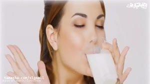 شیر کم چرب سالم تر است یا شیر پر چرب ؟