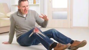 درمان درد زانو و صداهای آن