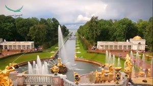 سفر به سن پترزبورگ - روسیه با لاچین سیر