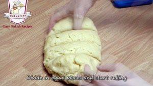 طرز تهیه شیرینی ترکیTurkish Butter Cookies