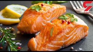 مصرف ماهی در چه افرادی باعث سکته میشود؟!!