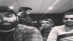 اهنگ جدید مسعود صادقلو به نام مگه جنگه