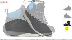 خرید کفش مردانه راحتی ریباک از دیجی کالا با طراحی مدل Classic Leather Mid