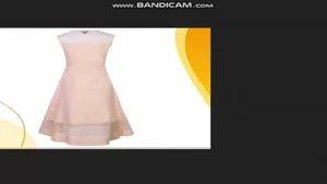 لباس پیراهن زنانه شماه محصول 294109428