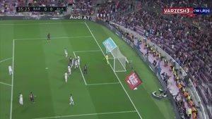 خلاصه بازی بارسلونا ۳ - آلاوس ۰
