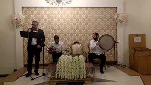 ۰۹۱۲۱۸۹۷۷۴۲ اجرای مراسم ولیمه شاد، موسیقی زنده مجالس ترحیم (خواننده، دف و نی، بدون مداحی)