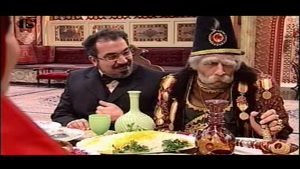 بابا شاه در قسمت پنجم سر میز