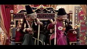 بابا اتی و بابا شاه در قسمت ششم اَدای شاه درمیارن