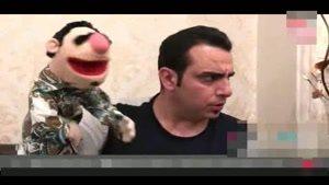 "dubsmash لقمه در ""ساخت ایران 2"" به جای ""امین حیائی"""