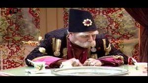 بابا اتی در قسمت هفتم حرص خوردن بابا اتی