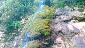 آبشار آب پری زیباترین جاذبه ی مازندران