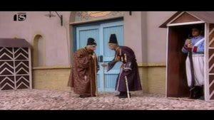 بابا اتی و بابا شاه در قسمت سی و پنجم بابا اتی همه جار اشتباه گرفته