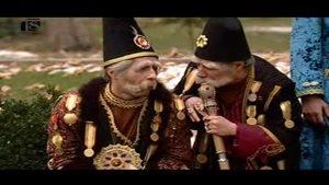 بابا اتی و بابا شاه در قسمت هفتم فرنگ رفتن بابا شاه
