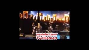 واکنش جالب مهران مدیری به دختری که ابراز علاقه اش را در کنسرت با فریاد نشان میدهد
