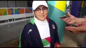 حذف زهرا نعمتی از مسابقات آسیایی به دلیل اشتباه مسئولان تیم