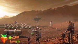 پرورش غذا در مریخ